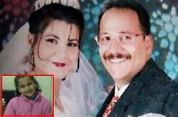 مصادر: متطرفون رصدوا أسرة الطبيب القبطي بليبيا قبل قتلها .. طالبوه بالرحيل وانذروا الطفلة بإرتداء الحجاب
