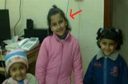 """تفاصيل العثور علي جثة الطفلة """"كاترين"""" في صحراء ليبيا بها عدة طلقات نارية"""