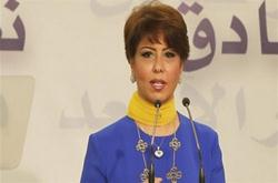 """""""فجر السعيد"""" تكشف سر رقم """"4"""" في مليارات دول الخليج لمصر اثناء المؤتمر الإقتصادى"""
