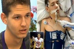 بالفيديو | مراهق أمريكي يعود من الموت بعد توقف قلبه 20 دقيقة : رأيت المسيح وانقذنى