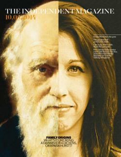 بالصور | حفيدة داروين صاحب نظرية النشوء تعتنق المسيحية وتتحدى عائلتها وملحدى بريطانيا
