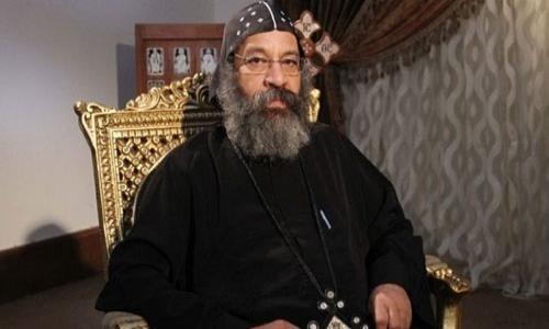 الأنبا رافائيل لـ«الإرهابيين»: دماء الشهداء تروي شجرة الكنيسة