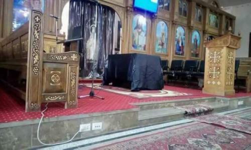 أسقف ببا والفشن عن الكاهن الشهيد: تميز بالشجاعة وكان حبيب المسلمين