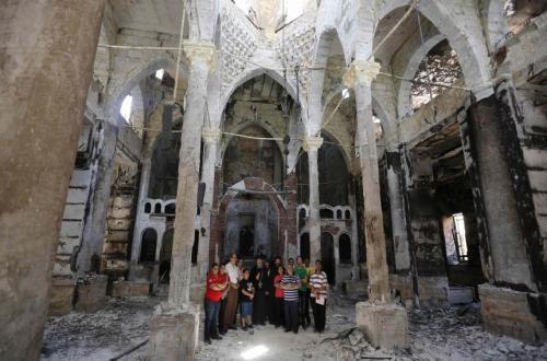 «جنايات الجيزة» تؤجل إعادة محاكمة 21 متهما بحرق كنيسة العذراء في كرداسة لـ3 ديسمبر
