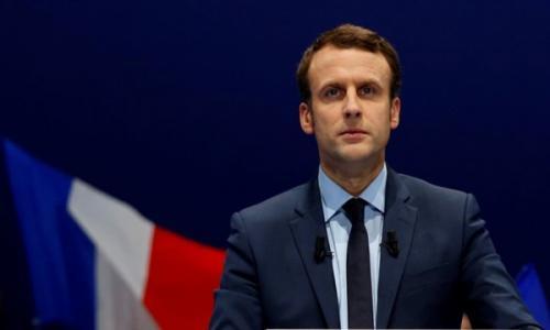تعليق قوي من الرئيس الفرنسي بشأن إعلان ترامب حول القدس