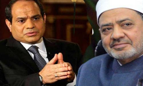 """بالفيديو.. أحمد موسى : السيسي أعلن وفاة """"الأزهر"""""""