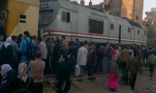 تفاصيل مصرع 7 من أسرة واحدة بينهم 5 أطفال في حادث قطاري الإسكندرية
