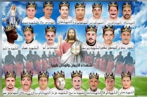 «أقباط من أجل الوطن» يطالب بإطلاق اسم «شهداء ليبيا» على أحد ميادين المنيا