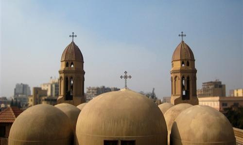 كنائس وسط القاهرة تحتفل بـ«عيد الختان»