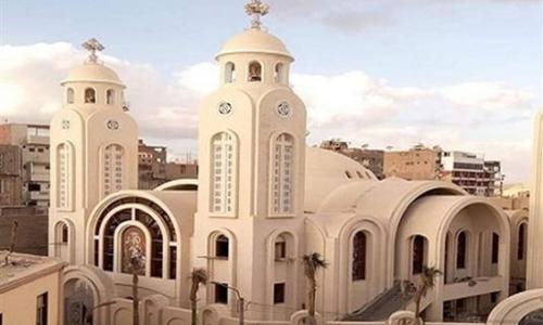كاهن كنيسة حمامات القبة يكشف حقيقة الاعتداء عليها