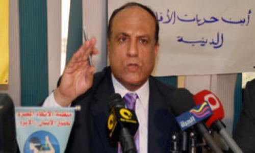 جبرائيل لمدير أمن المنيا: ارحل ولا تحرج الرئيس
