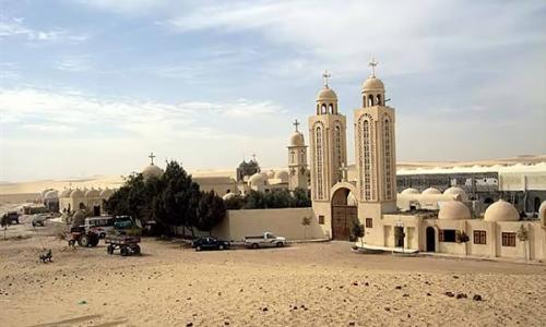 إدارة القصور تنعى ضحايا دير أبو فانا