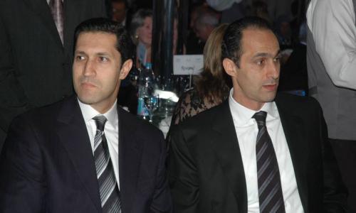 """مصدر: محاكمة علاء وجمال مبارك في """"التلاعب البورصة"""" تعود لنقطة الصفر"""