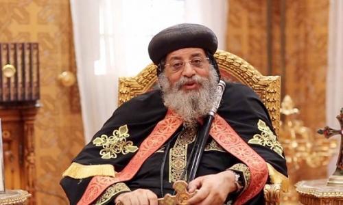 غدًا.. البابا تواضروس يلقى عظته الأسبوعية من كاتدرائية الإسكندرية