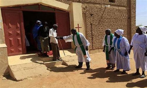 الاضطهاد الممنهج للمسيحيين في السودان