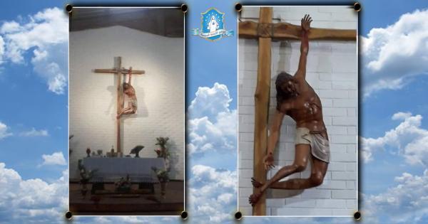 قصة الصليب العجيب في دير القديسة حنة بإسبانيا