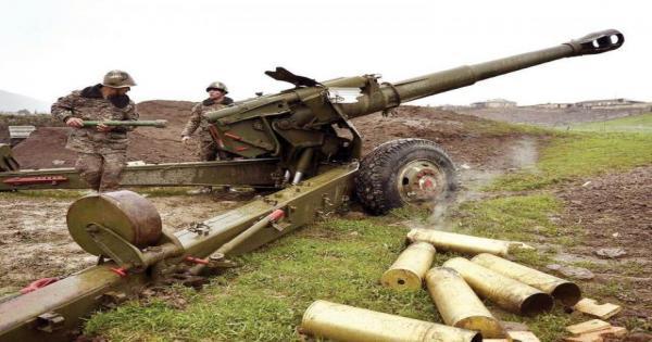 أرمينيا تعلن تدمير 552 آلية عسكرية أذربيجانية