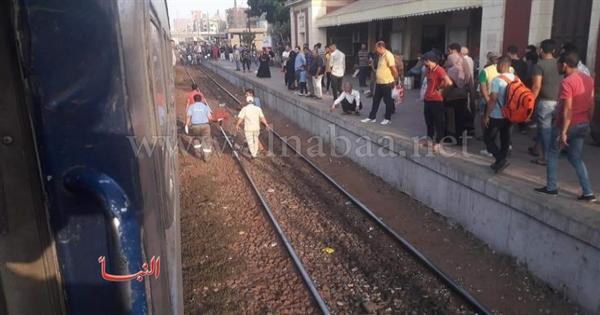 تفاصيل تحزّن القلب في مصرع مواطن أسفل عجلات القطار بالمنصورة