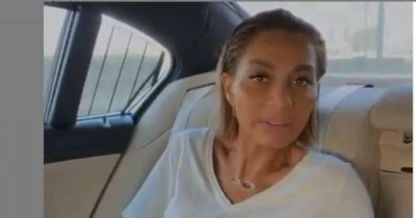 فيديو.. بسمة وهبة تطلب من المصابات بسرطان الثدي بالإمارات التواصل معها