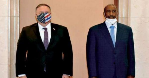 اتفاق بين السودان وإسرائيل على بدء العلاقات برعاية أمريكية