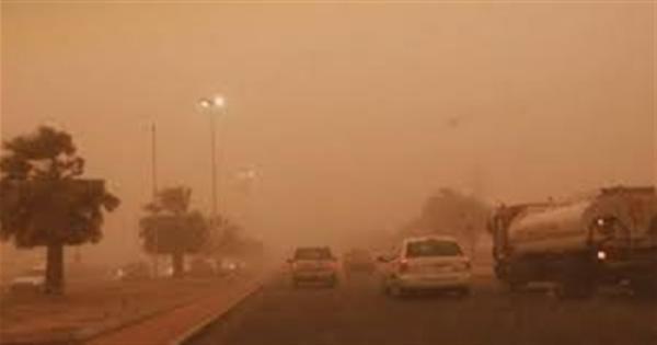 رياح مثيرة للأتربة تجتاح القليوبية وإعلان الطوارئ لمواجهة الطقس السيئ