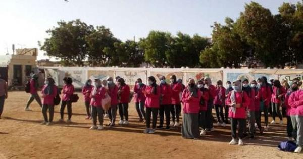 إصابة معلمة بكورونا واشتباه في 4 طالبات بمدرسة في البحر الأحمر