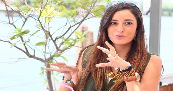أمينة خليل تكشف لأول مرة عن تعافيها من فيروس كورونا (فيديو)
