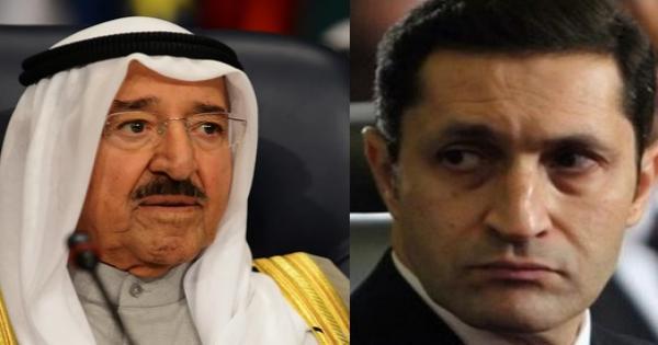 علاء مبارك يعتذر عن تقديم العزاء للراحل الشيخ صباح الأحمد