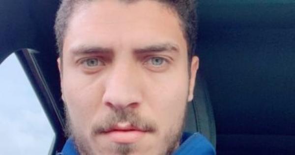 إصابة محمد شريف لاعب الأهلى بفيروس كورونا