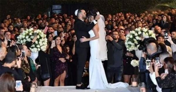 شاهد..أول حفل زفاف يهودي رسمي في الإمارات