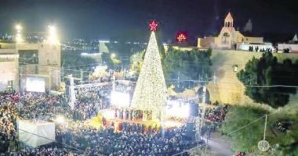 الأنبا نقولا يكشف علاقة تزيين شجرة الكريسماس بميلاد المسيح