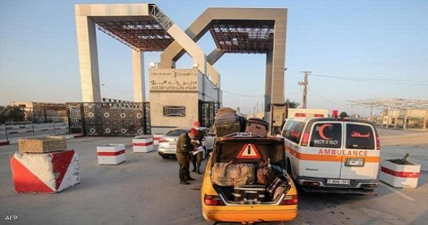 مصر: فتح معبر رفح 3 أيام أسبوعيا في الاتجاهين
