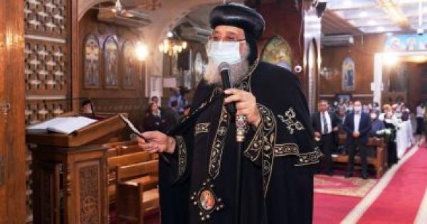 عاجل   الكنيسة الأرثوذكسية تعلق القداسات بالقاهرة والإسكندرية - بيان