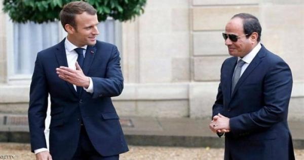الجالية المصرية بفرنسا ترحب بزيارة السيسي إلى باريس