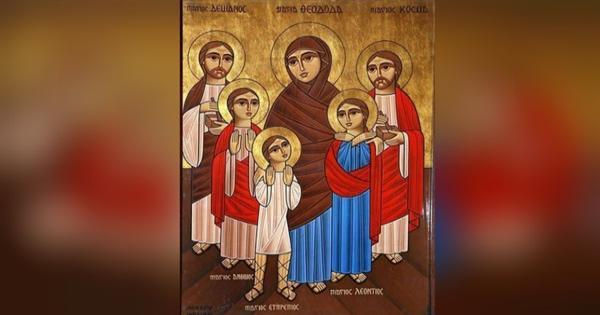 في تذكار استشهادهما.. تعرف على قصة القديسين قزمان ودميان