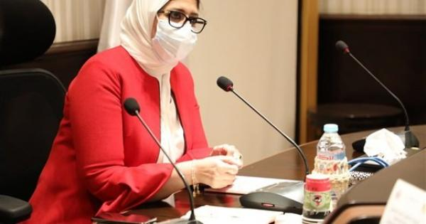 وزيرة الصحة: 3 محافظات أعلى إصابة بفيروس كورونا خلال الموجة الثانية