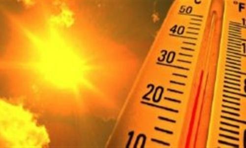 الأرصاد: طقس اليوم شديد الحرارة.. والقاهرة 43 درجة