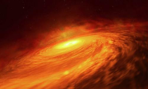 """روسيا اليوم : اكتشاف ثقب أسود على بعد """"خطوتين"""" من الأرض!"""