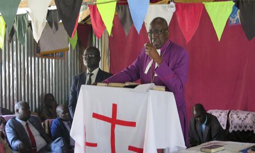 مجلس كنائس جنوب السودان يطلق نداء من أجل وقف جرائم القتل وتدمير البيوت
