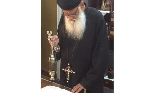 عاجل | وفاة القمص باخوميوس فؤاد راعى كنيسة مار يوحنا بنجع حمادي متأثرا بإصابته بكورونا