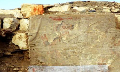 اكتشاف أقدم صورة للمسيح في مدفن قبطي