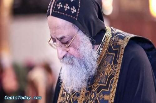 البابا تواضروس: بكرة تيجي أيام حلوة وهنفرح ونعيد