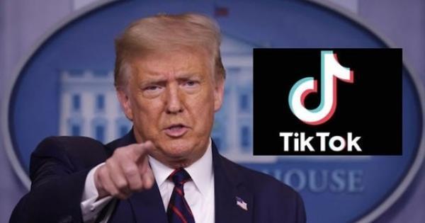 ترامب يعلنها: سنحظر تطبيق تيك توك اليوم