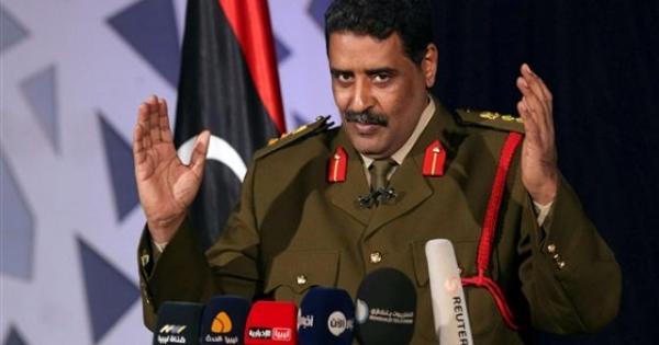 الجيش الليبي يحذر الطائرات والسفن من الاقتراب دون تنسيق