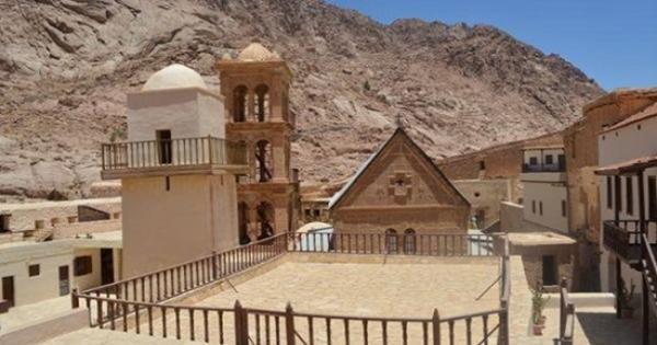 تنفيذًا لتكليفات الرئيس السيسي الآثار تكشف عن مشروع تطوير دير سانت كاترين