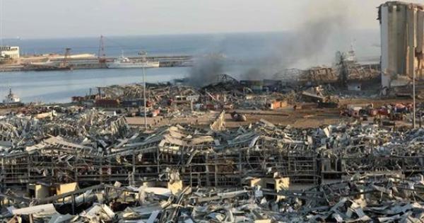الحصيلة ليست نهائية.. الصحة اللبنانية: 137 قتيلا ضحايا انفجار مرفأ بيروت