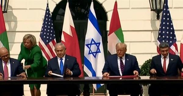 ترامب: اتفاق السلام يتيح للمسلمين كافة زيارة المسجد الأقصى والقدس