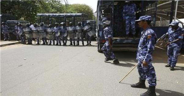 الشرطة السودانية تعلن ضبط كمية كبيرة من المتفجرات بينها نترات الأمونيوم
