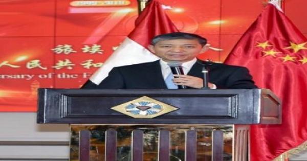 سفير بكين بالقاهرة: تدريس اللغة الصينية بالمدارس يتيح فرصة أكبر للتوظيف