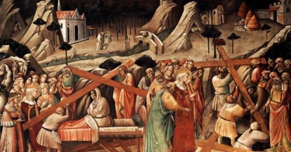 فى عيد الصليب .. قصة اكتشاف الملكة هيلانة لـ صليب السيد المسيح